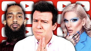 Wow... Nipsey Hussle Scalpers, More Jeffree Star Theft, Israel Election, & NYC Measles Emergency