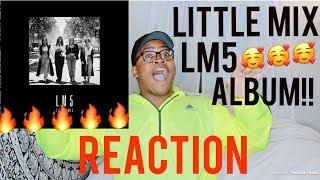 Little Mix - LM5 | ALBUM REACTION!