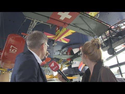 Luzerner Verkehrshaus-Direktor kündigt Stewardessen-Modeschau an
