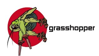 "cocobat grasshopper pv+trailer from the album ""return of grasshoppe..."