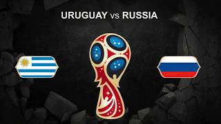 Uruguay vs Russia FIFA World Cup 2018 june 25 Football PROMO