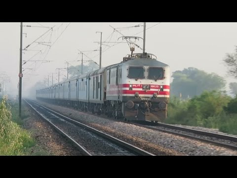 [26 in 1] HIGH SPEED TRAINS on INDIA