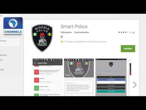 Tech Trends: App Of The Week Is Smart Police