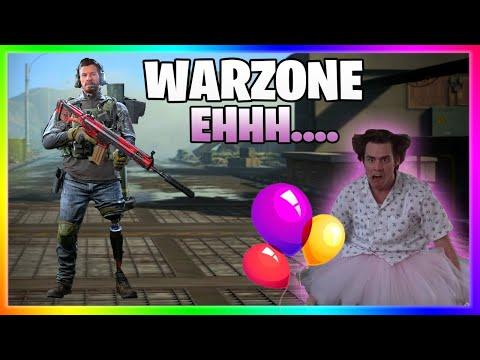 Season 4 is Delayed...   Modern Warfare SOLO Warzone LIVE