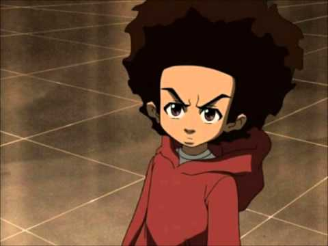 Boondocks soundtrack lyrics