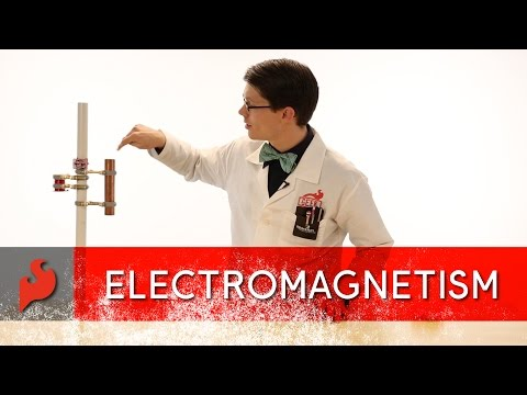 Shawn Hymel Explains Electromagnetism and Magnets