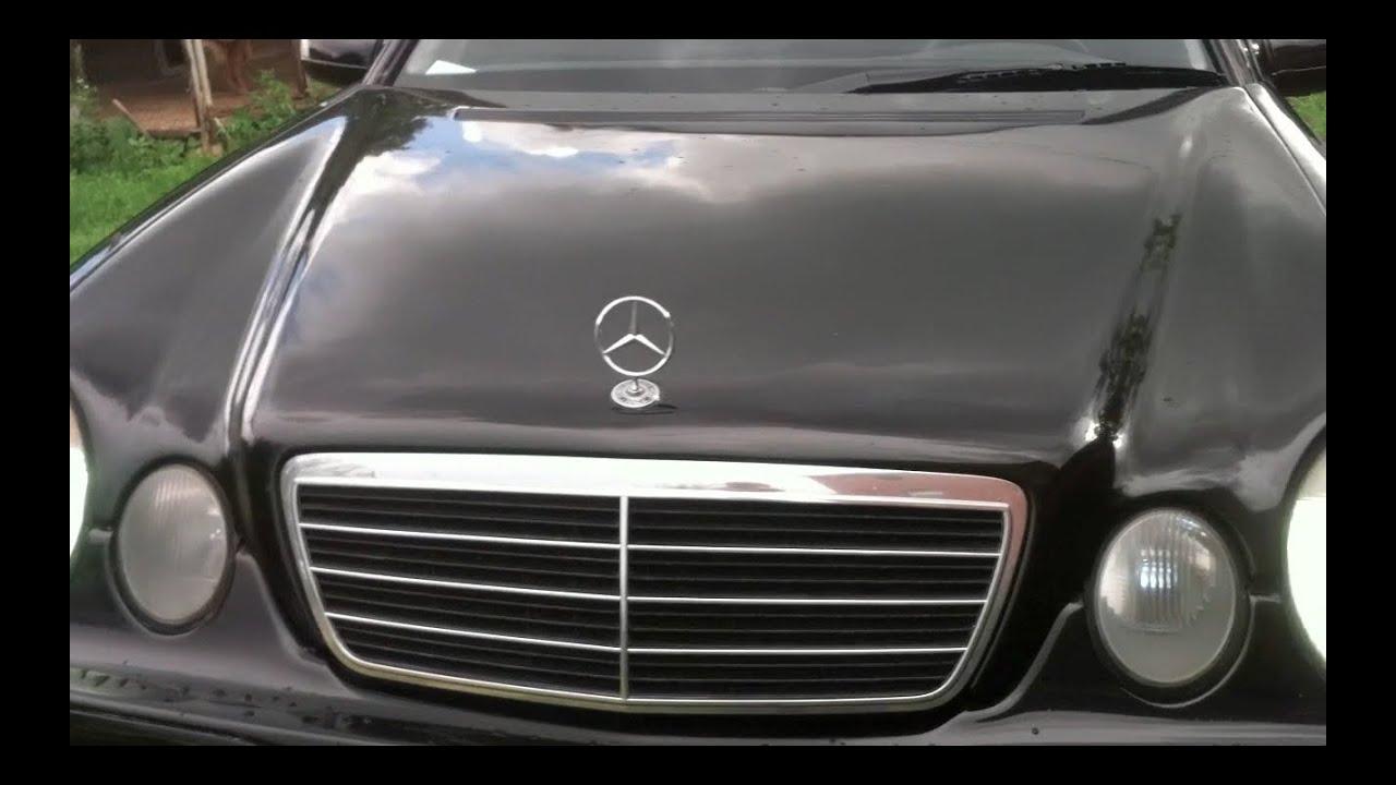 Видеообзор: Mercedes-Benz 210 - YouTube