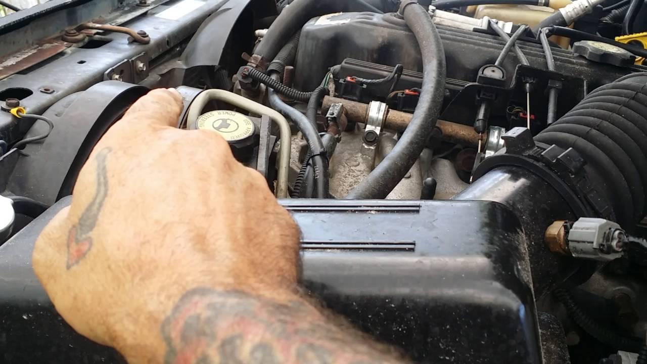 jeep xj engine mods