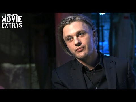Ghost In The Shell  Onset visit with Michael Pitt 'Kuze'