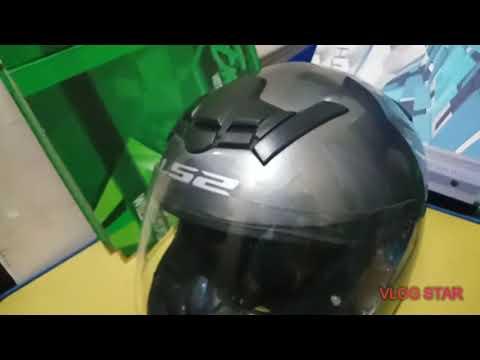 LS2 rookie helmet review