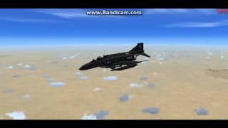 McDonnell Douglas F-4 Phantom II U.S.A.F. Black Bunny | FSX