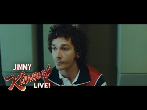 Shia LaBeouf on Playing John McEnroe