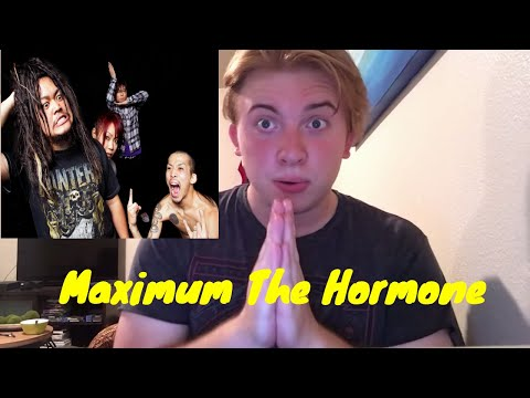 Maximum the Hormone Zetsubou Billy Metal Musician REACTIONREVIEW