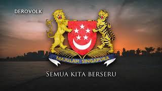 "National Anthem Of Singapore - ""majulah Singapura"""