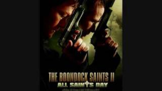 Jeff Danna - Crew Cut vs. Poppa M {Boondock Saints II Soundtrack}