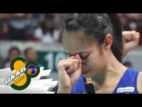Heart Strong Will Live On | Ateneo Lady Eagles | UAAP All Access
