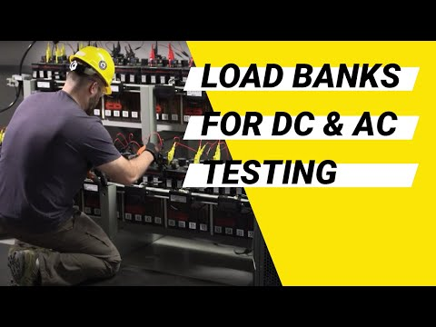 Eagle Eye: Load Banks for DC & AC Testing