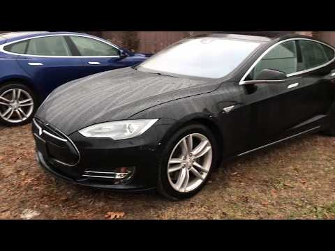 Fully Submerged FLOOD SALVAGE cars on Copart / IAAI Ford Fusion, Tesla