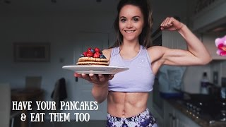 WHAT I EAT IN A DAY FOR LEAN GAINS // (Macros included) VEGAN BULK EP. 15
