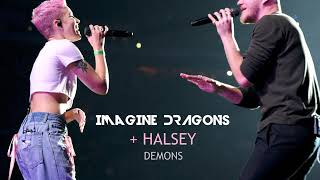 Imagine Dragons feat. Halsey - Demons (LIVE) Audio