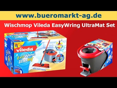 Vileda 141791 Easywring Ultramat Set Wischmop