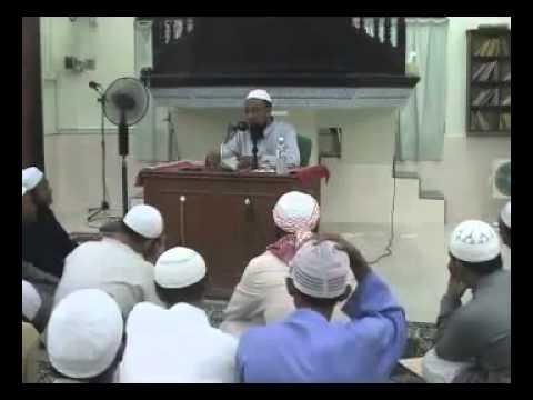 Ustaz Azhar idrus Hukum Setubuh Isteri Malam Pertama (tips suami isteri UIA)
