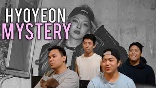 HYOYEON   MYSTERY MV Reaction