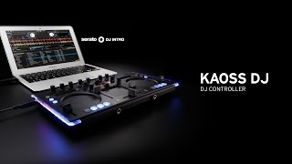 Korg Kaoss DJ - Control Your Mix (Free Serato DJ Intro Download)