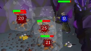 Barraging Abyssal Demons for 2 Hours