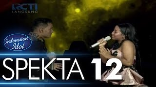 Download MARIA ft. JUDIKA - JIKALAU KAU CINTA (Judika) - Spekta Show Top 4 - Indonesian Idol 2018