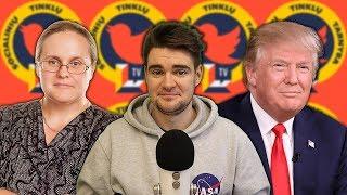 Donaldo Trumpo siena   Humoro jausmas ar six-pack?   Masiulio Haiku    STT – deMiko    Laisvės TV X