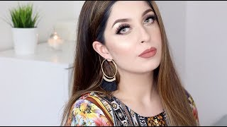 Eid Makeup Look