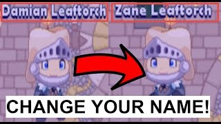 HOW TO CHANGE YOUR NAME IN PRODIGY!!!!