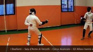 Video I DUELLANTI.Livello Avanzato.Accademia.Scherma.Duello. download MP3, 3GP, MP4, WEBM, AVI, FLV Agustus 2018