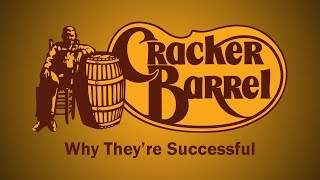 Cracker Barrel - Why They