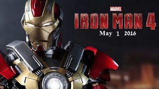 Iron Man 4 - New Trailer (Fanmade)