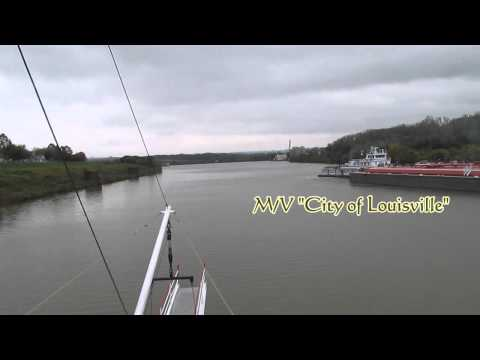 Centennial Festival of Riverboats, Day 3 (Part 2): Lock & Dam Cruise