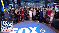 Fox News College Associates on Fox & Friends