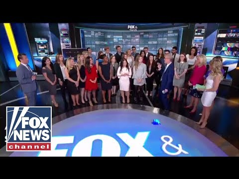 Fox News College Associates on Fox & Friends