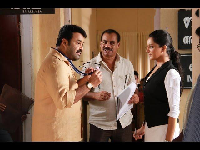 Mohanlal - Manju Warrier - Sathyan Anthikkad Movie Titled 'Ennum Eppozhum'