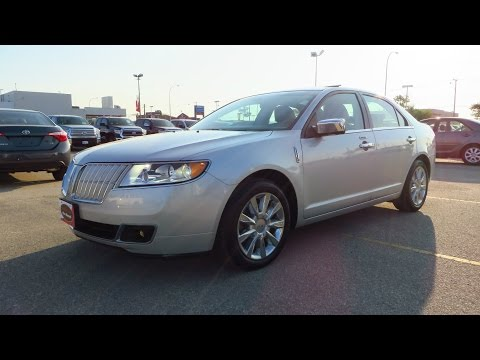 2010 Lincoln MKZ AWD Review, Start up and Walkaround