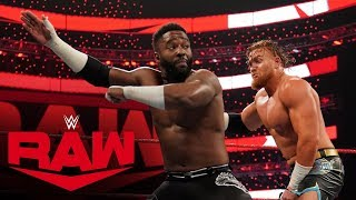 Cedric Alexander vs. Buddy Murphy: Raw, Oct. 14, 2019