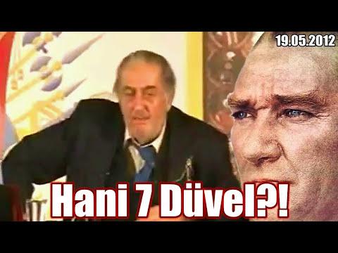 (K539) Hangi 7 Düvel?! -  Üstad Kadir Mısıroğlu