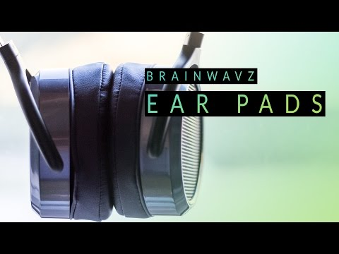 Changing out my HE-350 Ear Pads