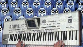 Equinoxe 4. Jean Michel Jarre. Cover with PA2X