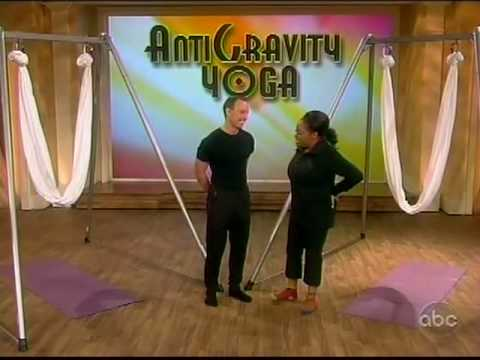 AG Yoga on The View