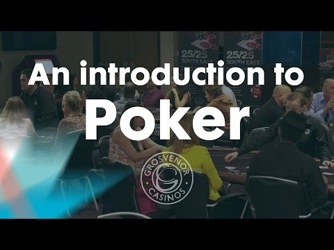 An Introduction To Poker And The Card Room – Grosvenor Casinos
