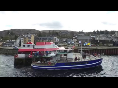 Connect to your next Adventure in Scotland and experience a Highland Wildlife Cruise!