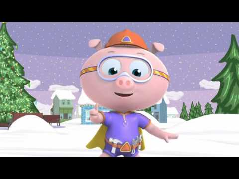 Super WHY! Twas the Night Before Christmas