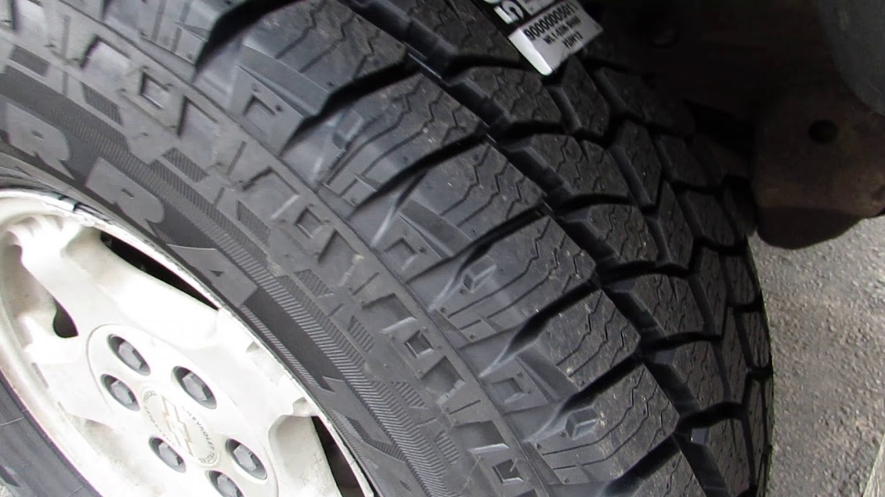 Hercules Terra Trac At 2 Tire Review Should I Buy Them Youtube
